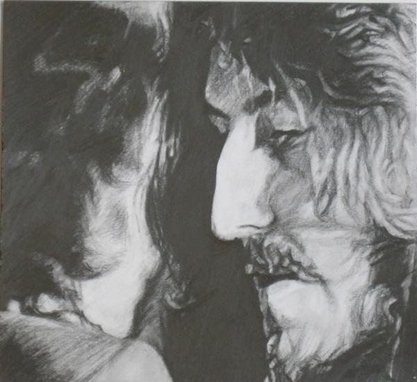 John Bonham by Alim